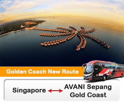 Golden Coach Launches New Bus Routes